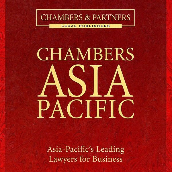 Chambers and Partners Asia Client Guide