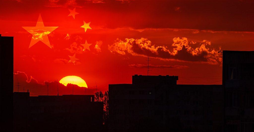 China Company Liquidation and Downsizing