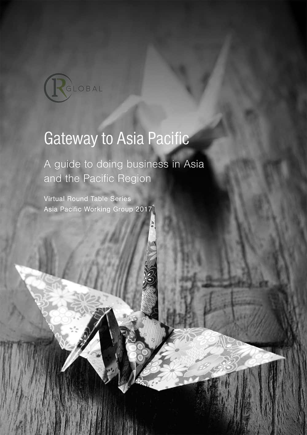 Gateway to Asia Pacific Cover