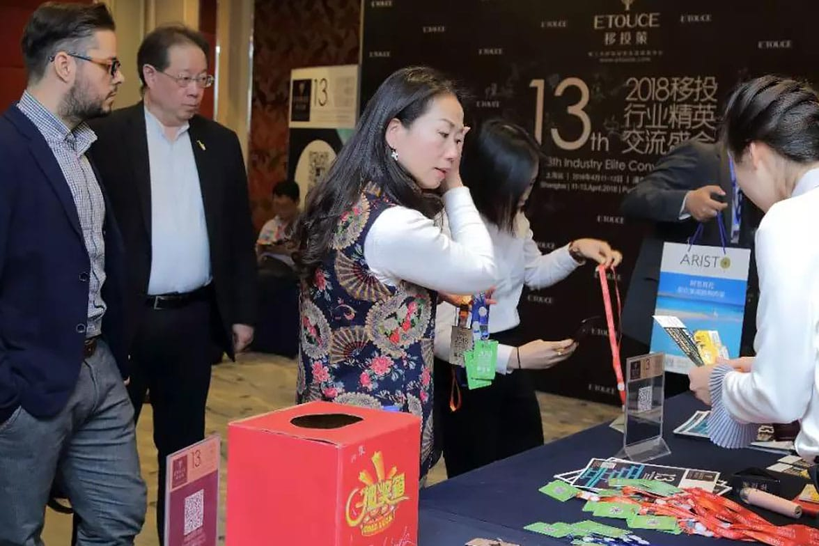 Pamir Joins Investor Immigration Conferences in China Image 14