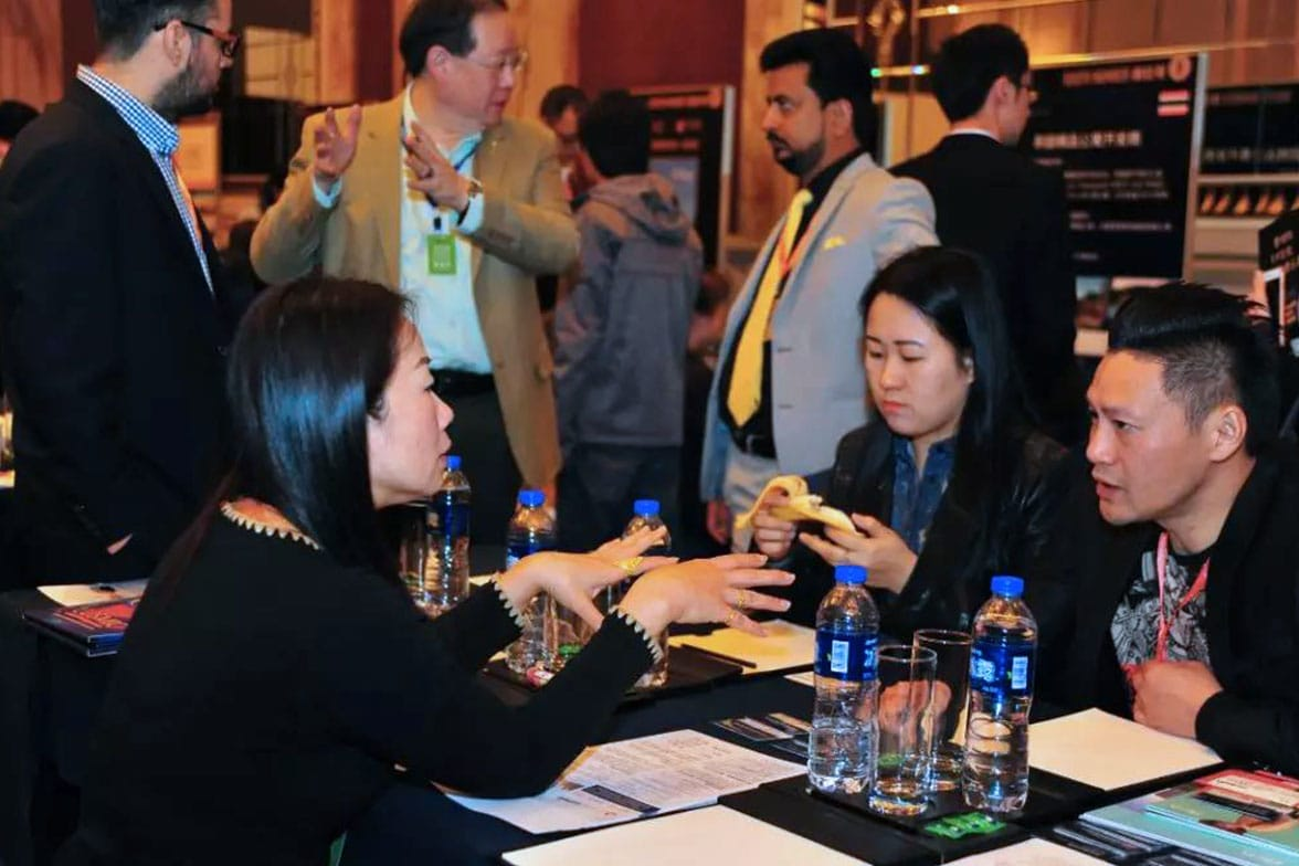 Pamir Joins Investor Immigration Conferences in China Image 16