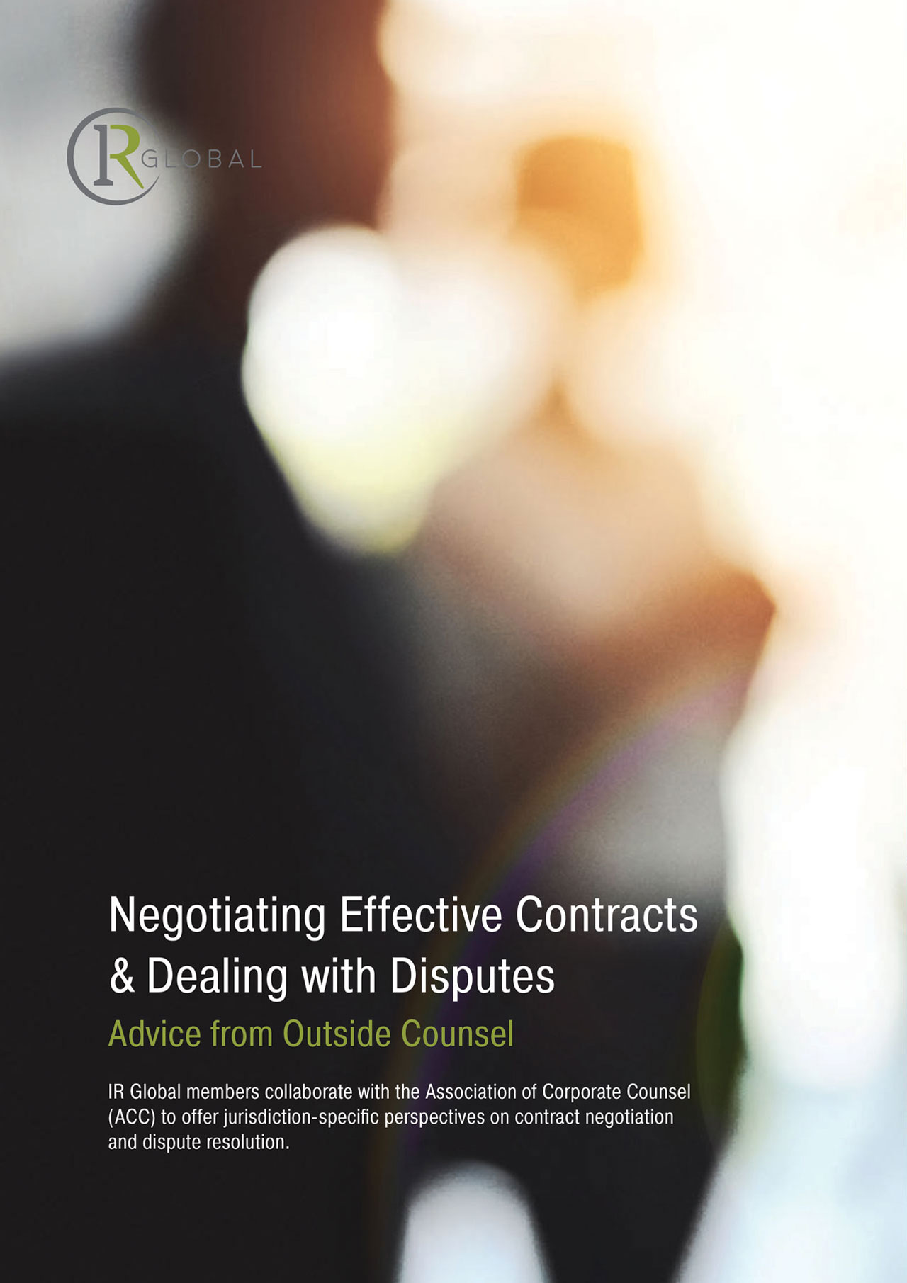 Negotiating Effective Contracts & Dealing with Disputes Publication