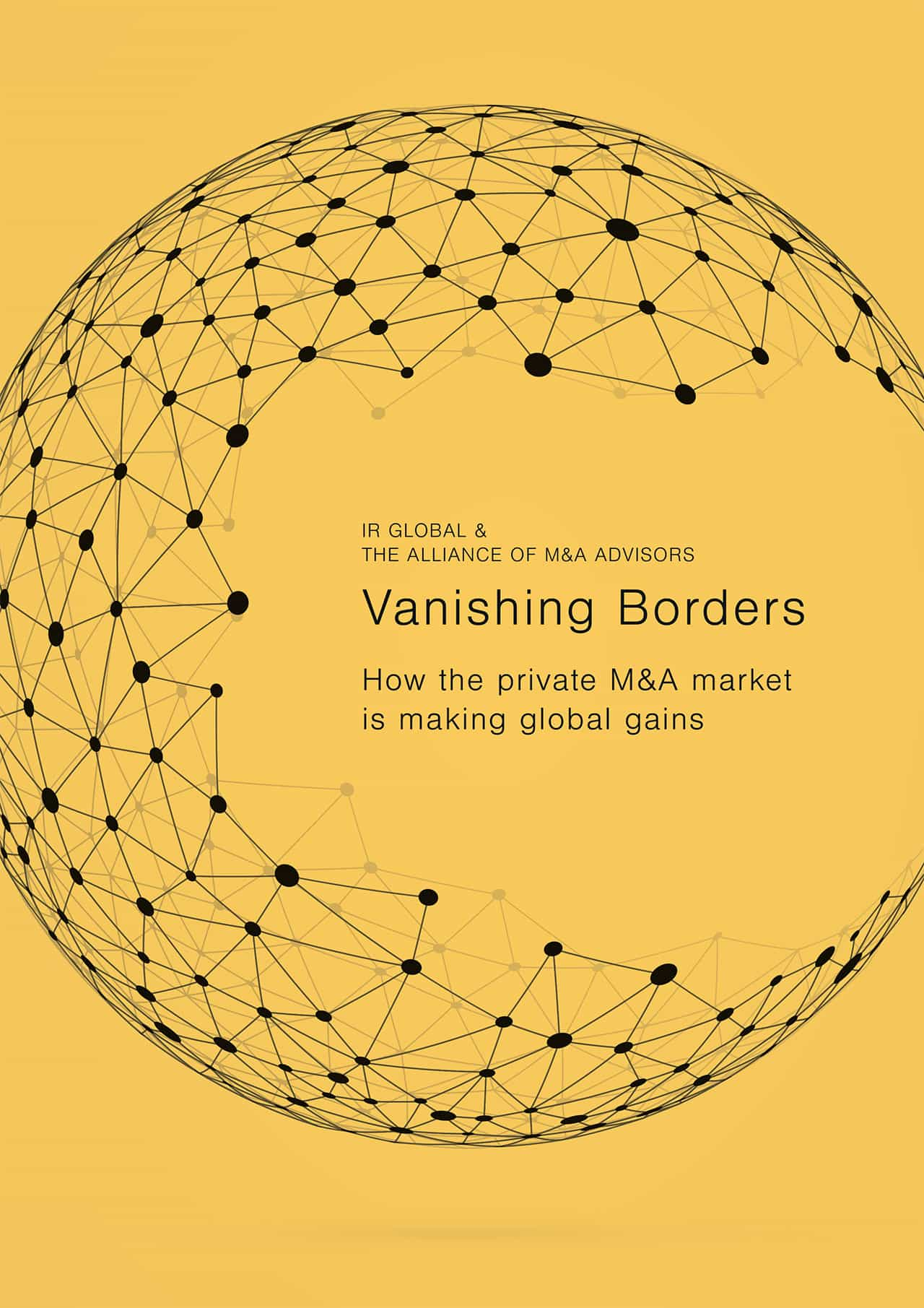 Vanishing Borders Cover